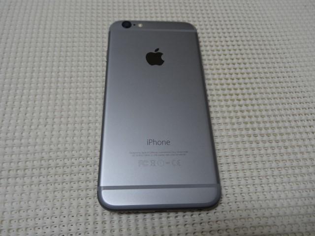 バッテリー100% iphone6 16GB おまけ多数美品softbank ソフトバンク _画像10