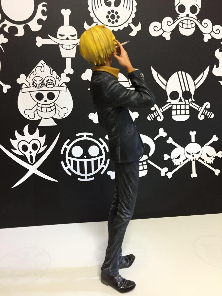 ワンピース KING OF ARTIST THE サンジ フィギュアリペイント_画像3