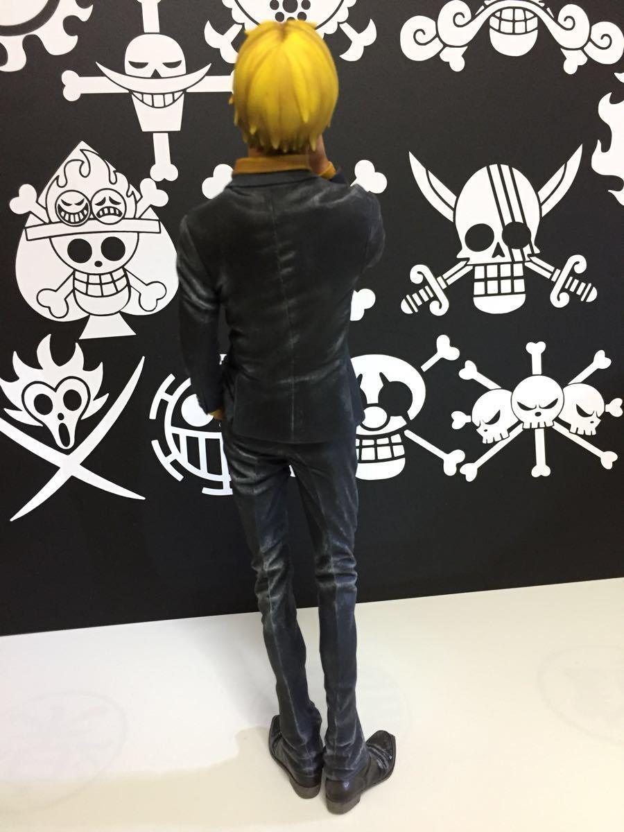 ワンピース KING OF ARTIST THE サンジ フィギュアリペイント_画像4
