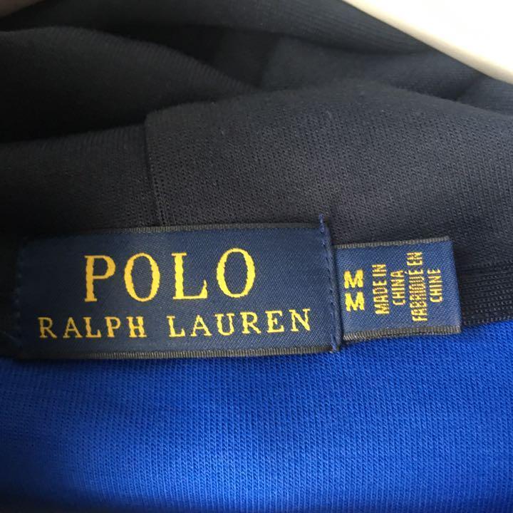 POLO RALPH LAUREN ポロRL93 RL-67 レガッタ ラルフローレン プルオーバー パーカー フーディ ko35_画像5