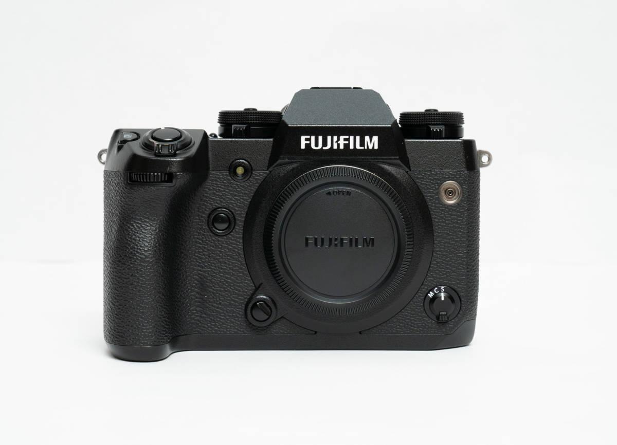 富士フイルム FUJIFILM X-H1 ボディ ミラーレス一眼カメラ_画像2