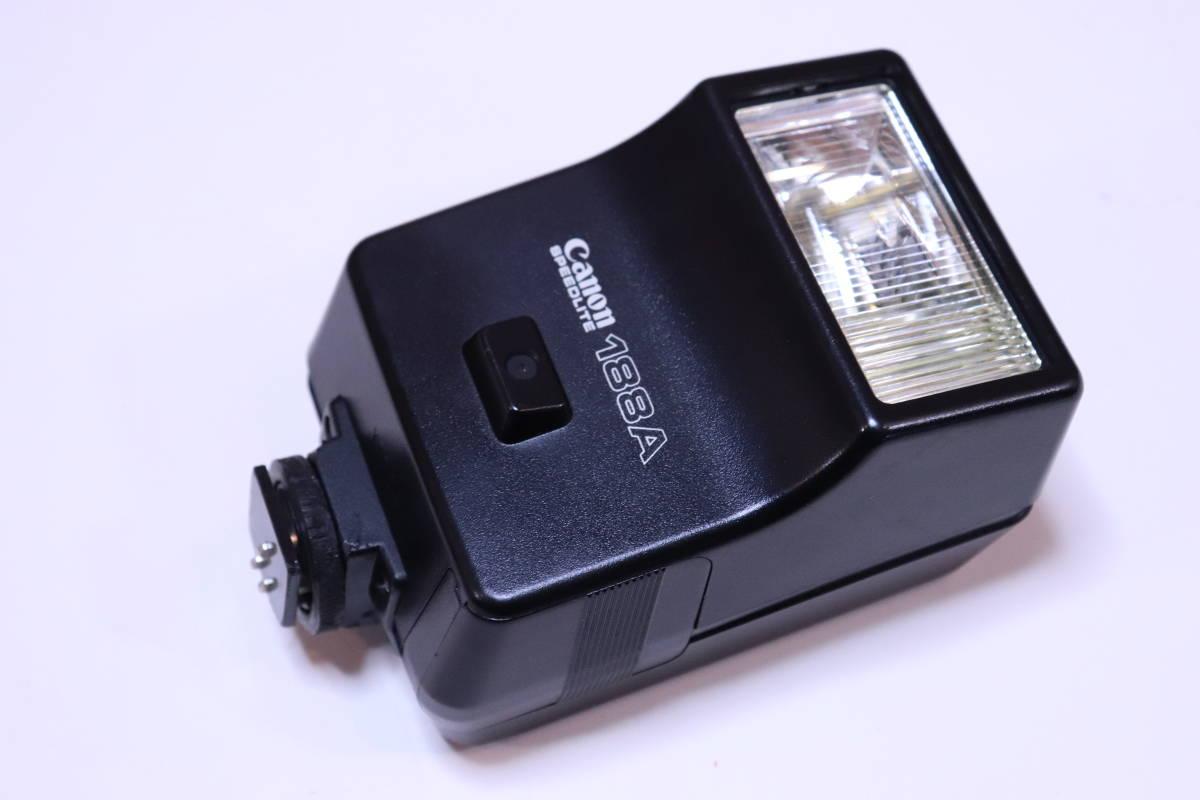 Canon A-1 フィルムカメラ キャノン レンズ・ストロボ・取扱説明書set■(R0042)_画像8