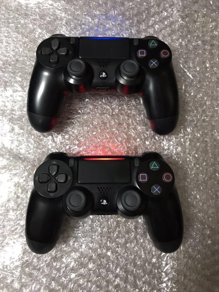 中古 PS4 本体 グランツーリスモ SPORT リミテッドエディション 1TB _画像8