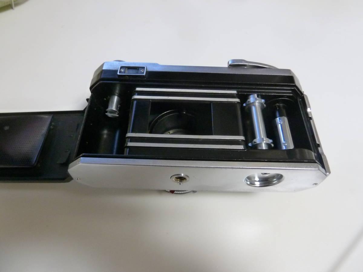 珍品 コンドル35カメラ ニコンS2にそっくりカメラ Condor_画像8