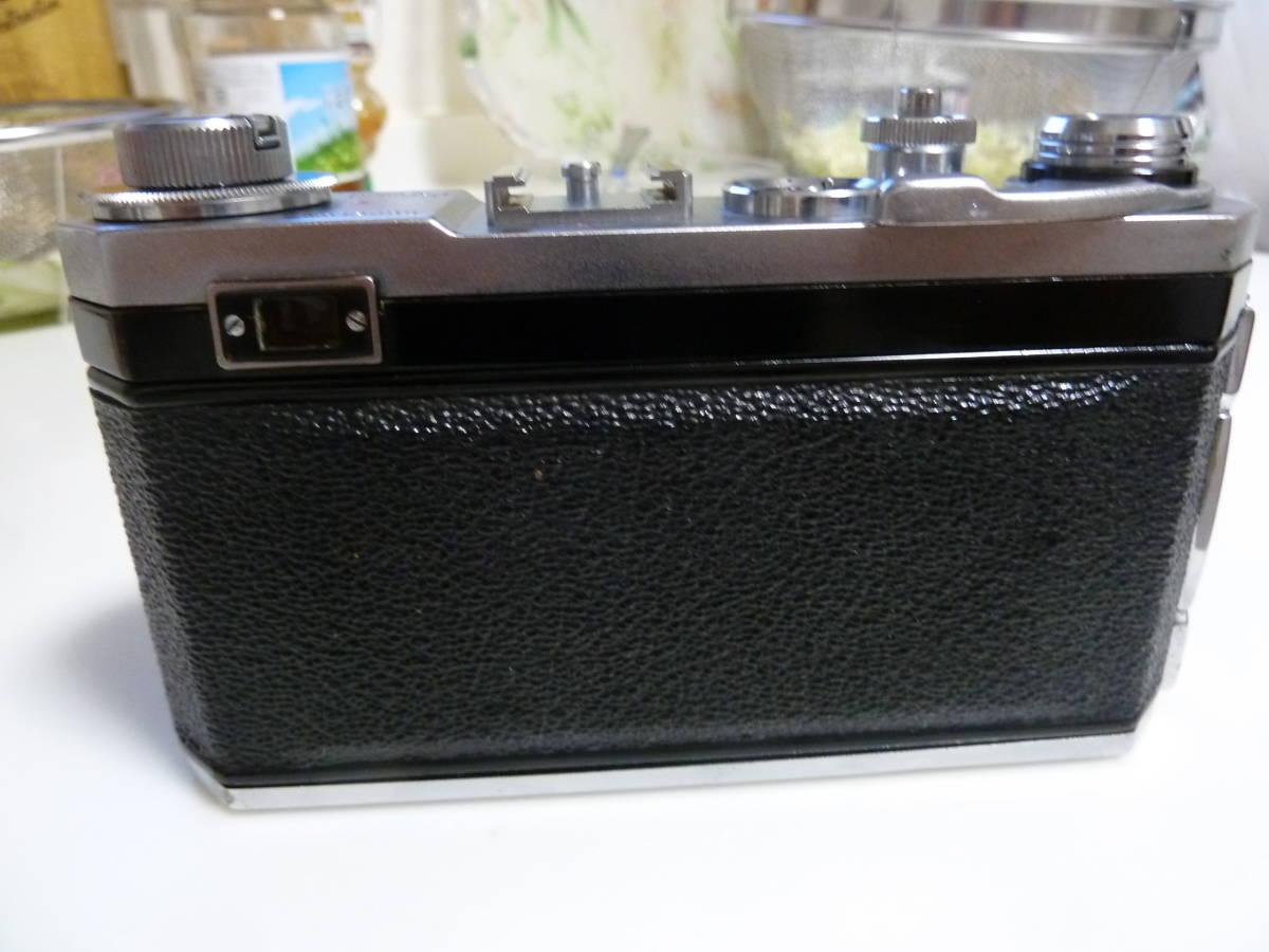 珍品 コンドル35カメラ ニコンS2にそっくりカメラ Condor_画像9