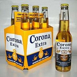 激レア USA購入 人気メキシカンビール コロナ エクストラ 【CORONA EXTRA】 ロゴ刺繍入りキャップ レッド 中古良品_画像7