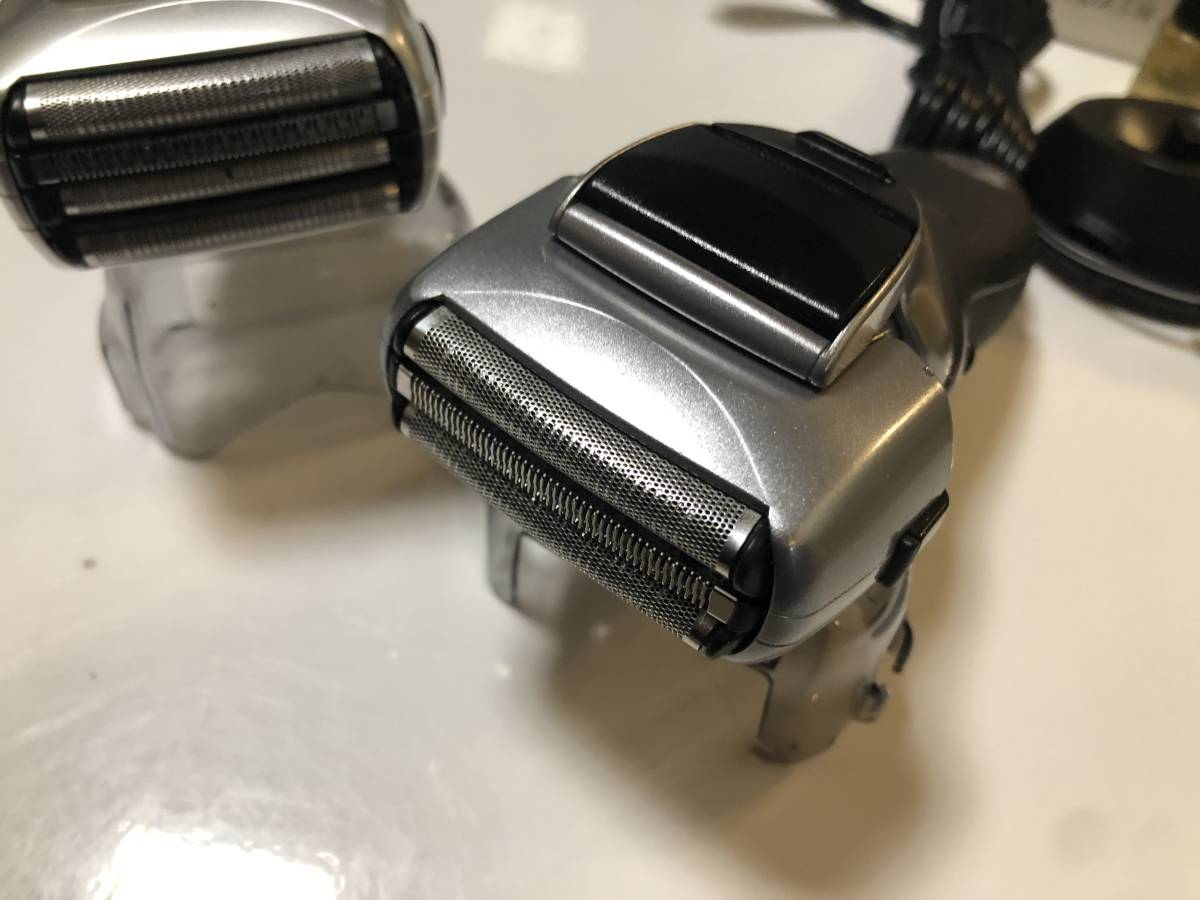 Panasonic パナソニック  電気シェーバー ES-LT50 ES-SF21 2台_画像4