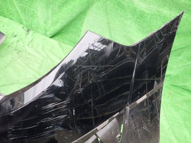 BM9 BR9 前期 レガシィB4 レガシィツーリングワゴン Sパッケージ 純正フロントバンパー レガシー レガシイ 黒 57704AJ040_画像8