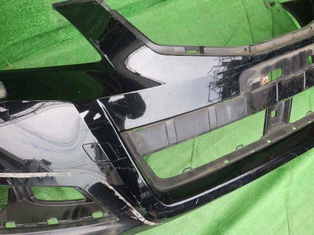 BM9 BR9 前期 レガシィB4 レガシィツーリングワゴン Sパッケージ 純正フロントバンパー レガシー レガシイ 黒 57704AJ040_画像4