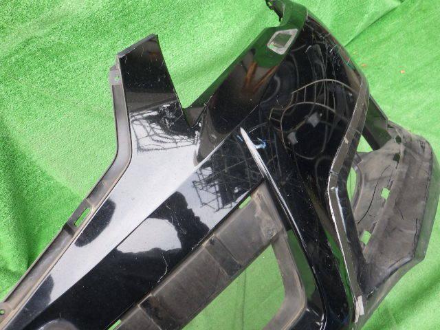BM9 BR9 前期 レガシィB4 レガシィツーリングワゴン Sパッケージ 純正フロントバンパー レガシー レガシイ 黒 57704AJ040_画像5