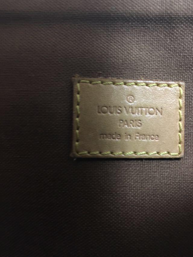 ルイ・ヴィトン モノグラム ポシェット・ボスフォールショルダーバック M10036_画像4