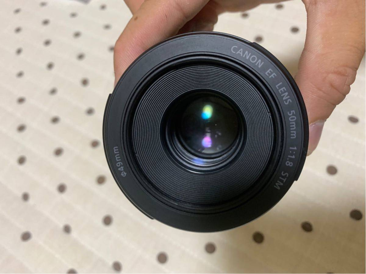 Canon EF50mm f1.8 STM(単焦点レンズ)_画像3
