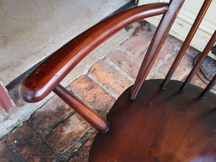 アーコール ercol クエーカーアームチェア イギリス製アンティーク・ヴィンテージ家具_画像6