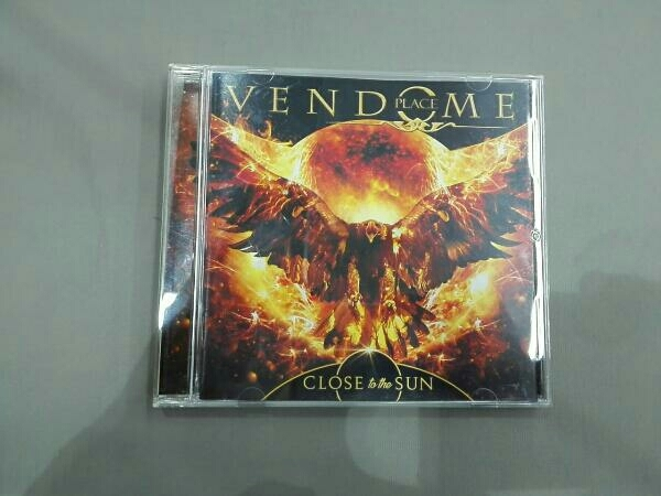 プラス・ヴァンドーム CD クロース・トゥ・ザ・サン_画像1