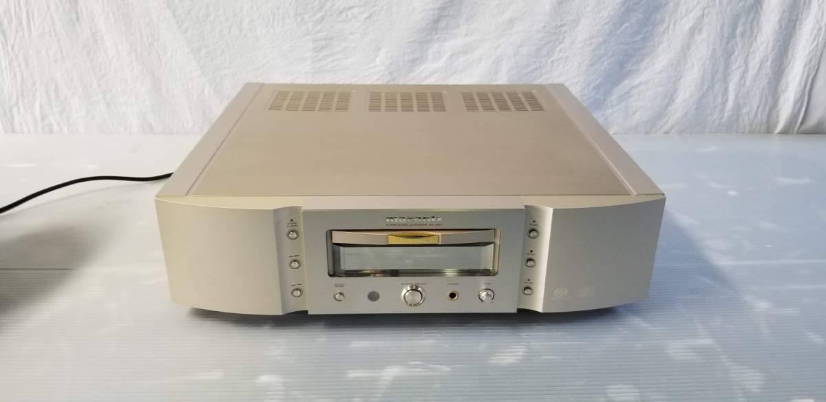 ◆ 中古・ジャンク品【マランツ Super Audio CDプレーヤー SA-15S1】marantz 2006年製品 CDトレー動作不良 修理必須 ◆