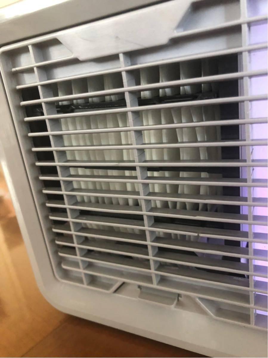 冷風扇 小型 卓上 LED ミニエアコン 省エネ 冷風機 _画像4