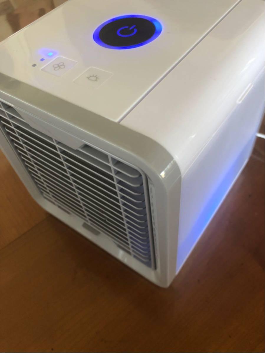 冷風扇 小型 卓上 LED ミニエアコン 省エネ 冷風機 _画像7