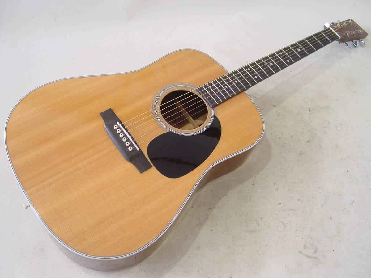 ★Martin マーティン D-28 アコースティックギター 純正ハードケース付 2009年製_画像2