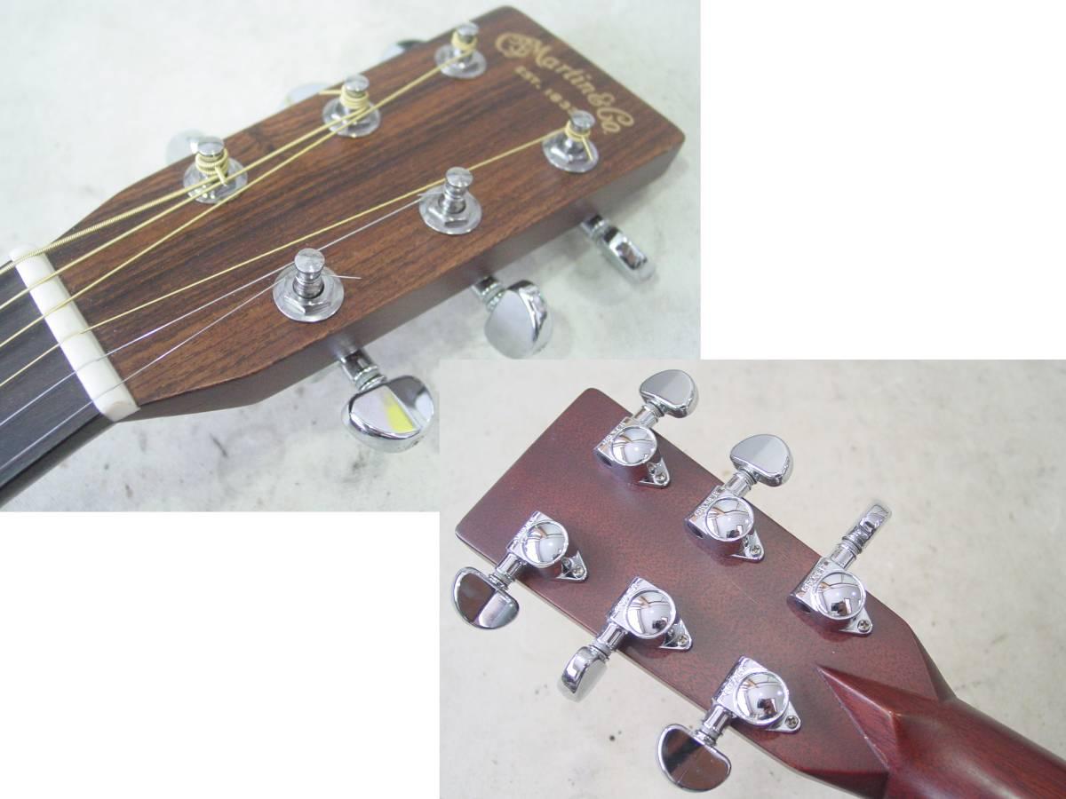 ★Martin マーティン D-28 アコースティックギター 純正ハードケース付 2009年製_画像5