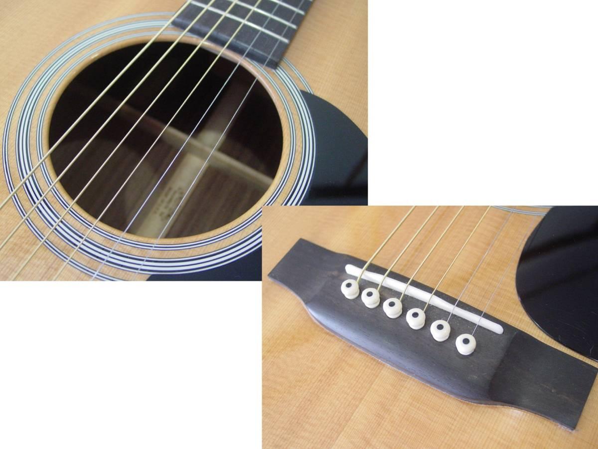 ★Martin マーティン D-28 アコースティックギター 純正ハードケース付 2009年製_画像4