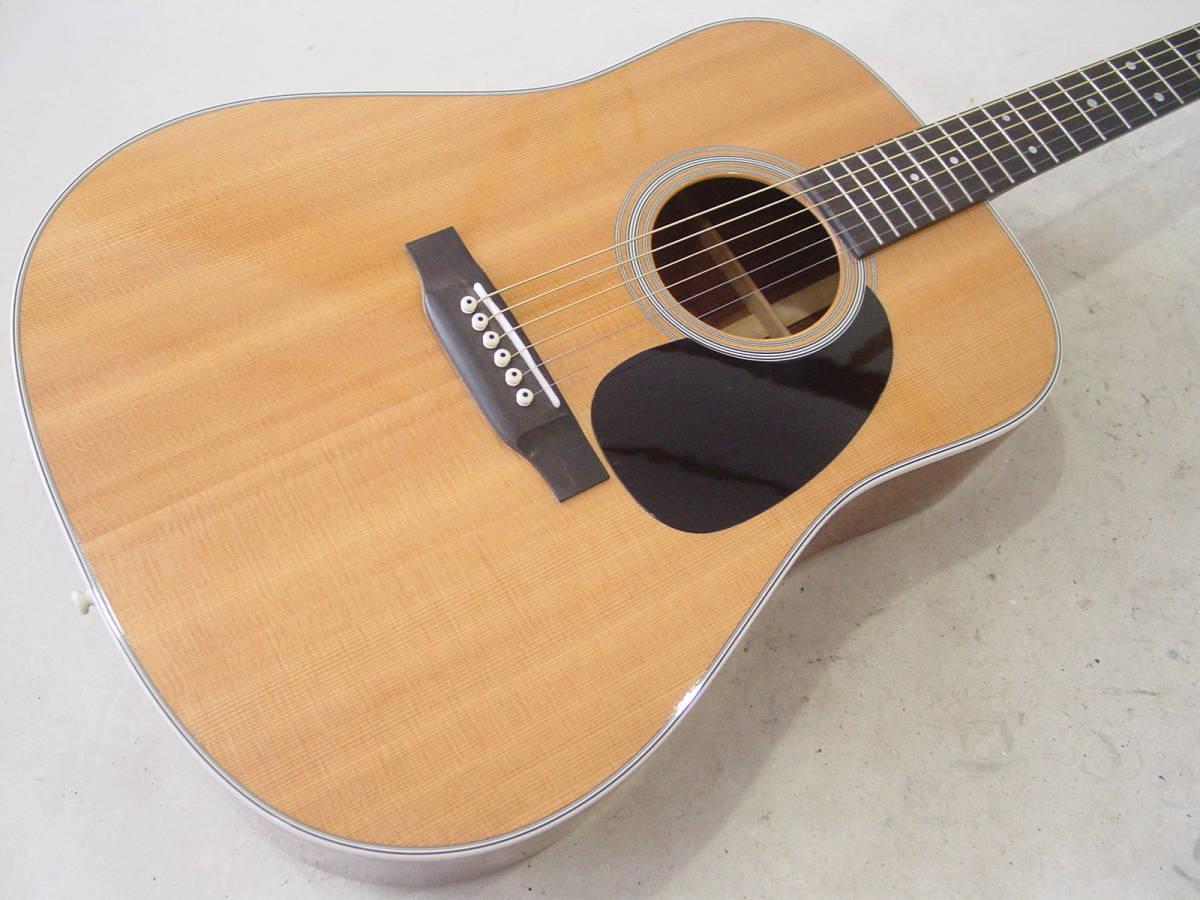 ★Martin マーティン D-28 アコースティックギター 純正ハードケース付 2009年製_画像3