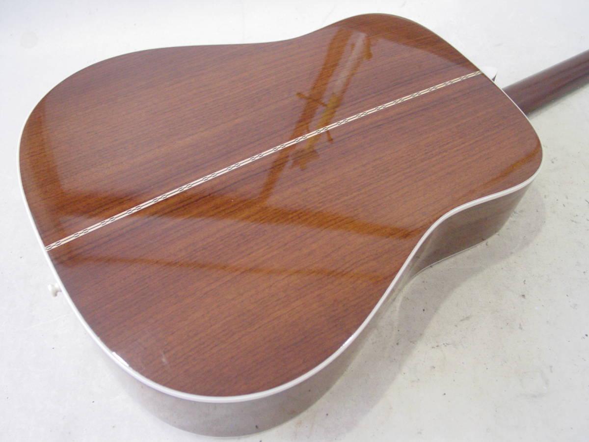 ★Martin マーティン D-28 アコースティックギター 純正ハードケース付 2009年製_画像8