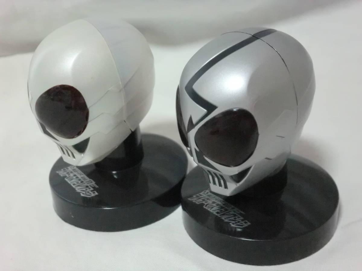 ライダーマスクコレクション 仮面ライダースカル&スカルクリスタル 仮面之世界/マスカーワールド_画像3