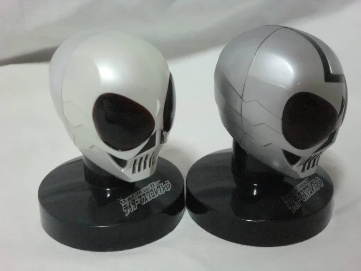 ライダーマスクコレクション 仮面ライダースカル&スカルクリスタル 仮面之世界/マスカーワールド_画像4