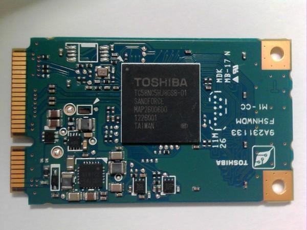 [002] TOSHIBA mSATA 128GB_画像2