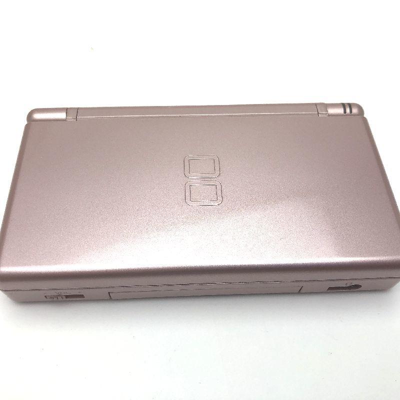 ニンテンドーDS Lite メタリックローズ(ピンク)中古箱つき 動作品 本体美品_画像2