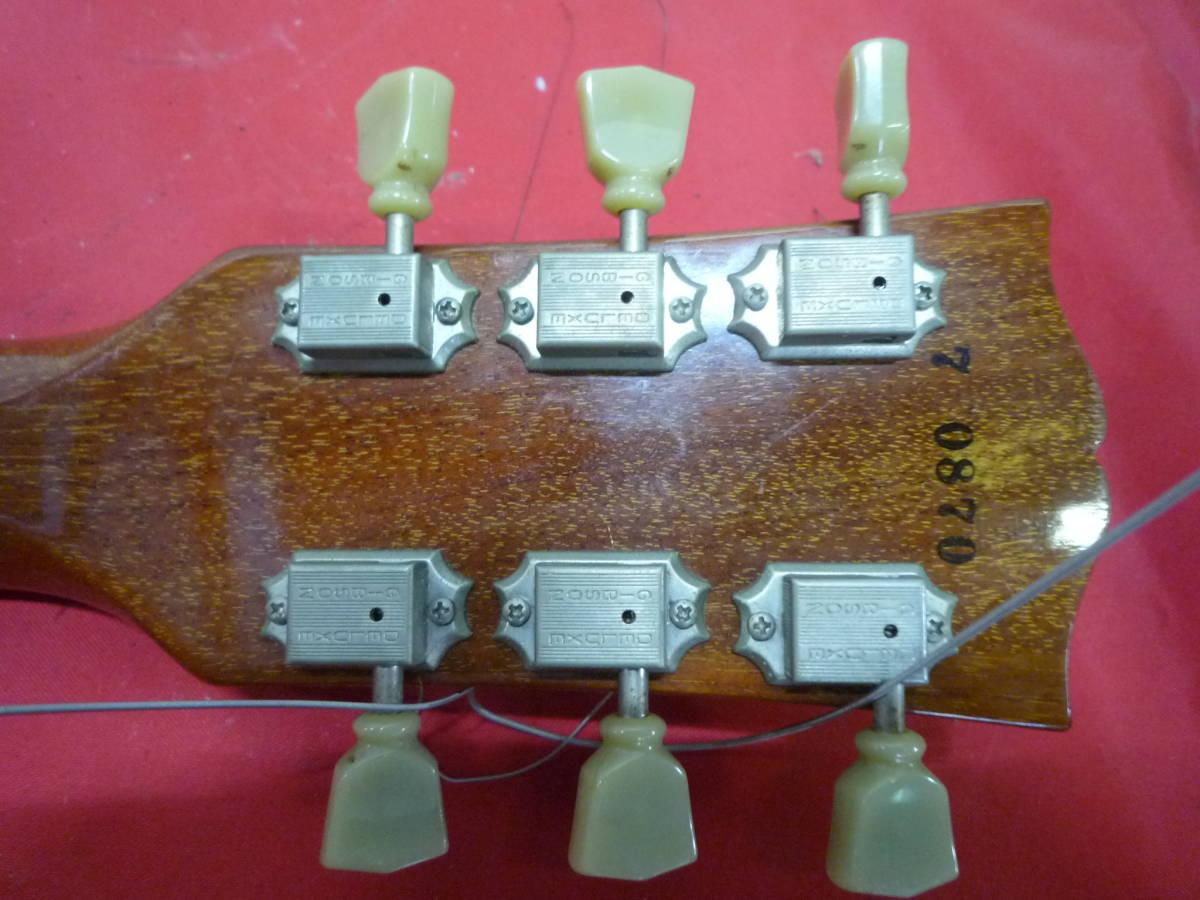 ★ Gibson Les Paul ギター ハードケース付 6-11-5Ta_画像6