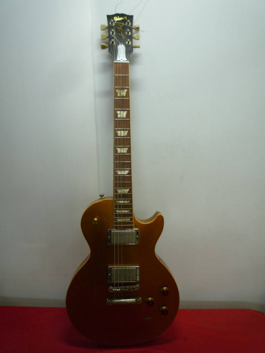 ★ Gibson Les Paul ギター ハードケース付 6-11-5Ta_画像2