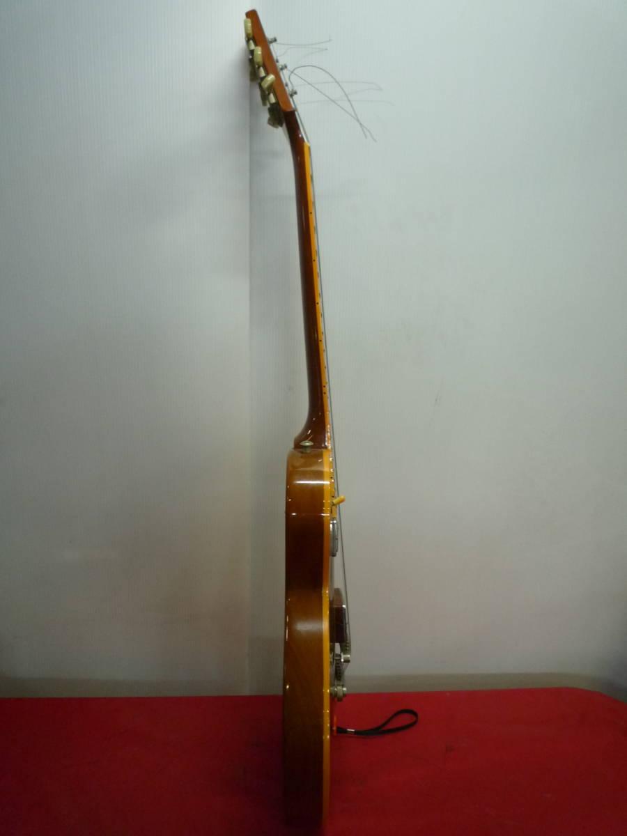 ★ Gibson Les Paul ギター ハードケース付 6-11-5Ta_画像3