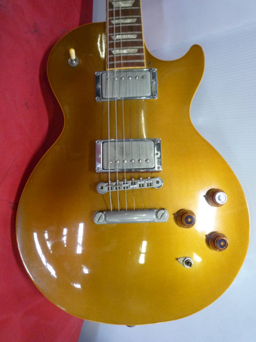 ★ Gibson Les Paul ギター ハードケース付 6-11-5Ta_画像7