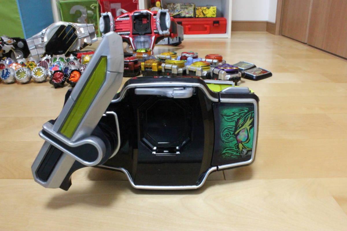 仮面ライダー ウィザード 鎧武 変身ベルト ラジコン リング ロックシード 大量セット_画像5