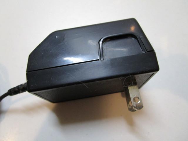 SONY/ソニー AC-9 日本製 ACアダプター 6V/300mA/テスターにて電圧7.2Vでした。_画像6
