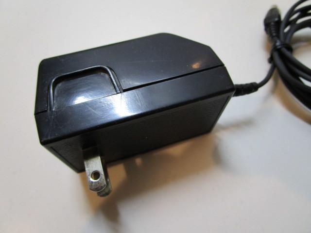 SONY/ソニー AC-9 日本製 ACアダプター 6V/300mA/テスターにて電圧7.2Vでした。_画像5