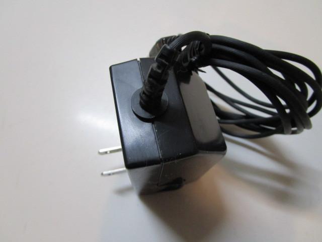 SONY/ソニー AC-9 日本製 ACアダプター 6V/300mA/テスターにて電圧7.2Vでした。_画像10