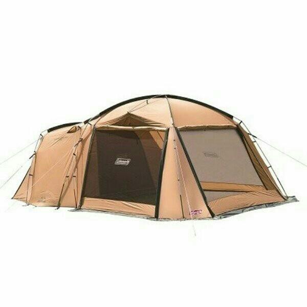 【新品未使用】コールマン タフスクリーン2ルームハウス 2000031571 キャンプ テント テント 2ルームテント Coleman
