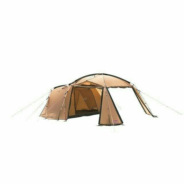 【新品未使用】コールマン タフスクリーン2ルームハウス 2000031571 キャンプ テント テント 2ルームテント Coleman_画像4