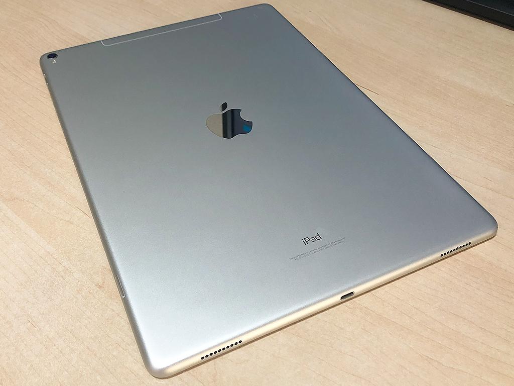 【美品・SIMフリー】iPad Pro 12.9(第2世代)・512GB(MPLK2J/A)_画像2