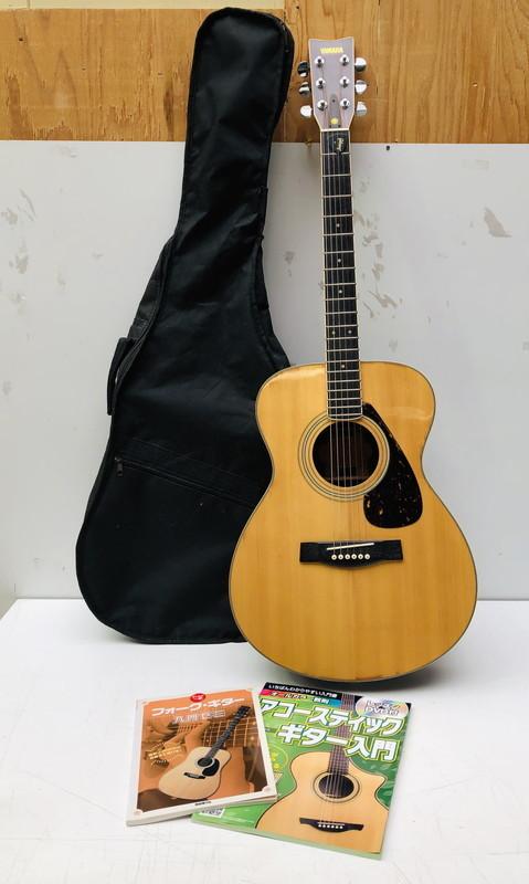 S-9◆YAMAHA◆アコースティックギター◆FG-252◆フォークギター◆アコギ◆ヤマハ◆弦楽器◆ソフトケース付き◆オールドギター