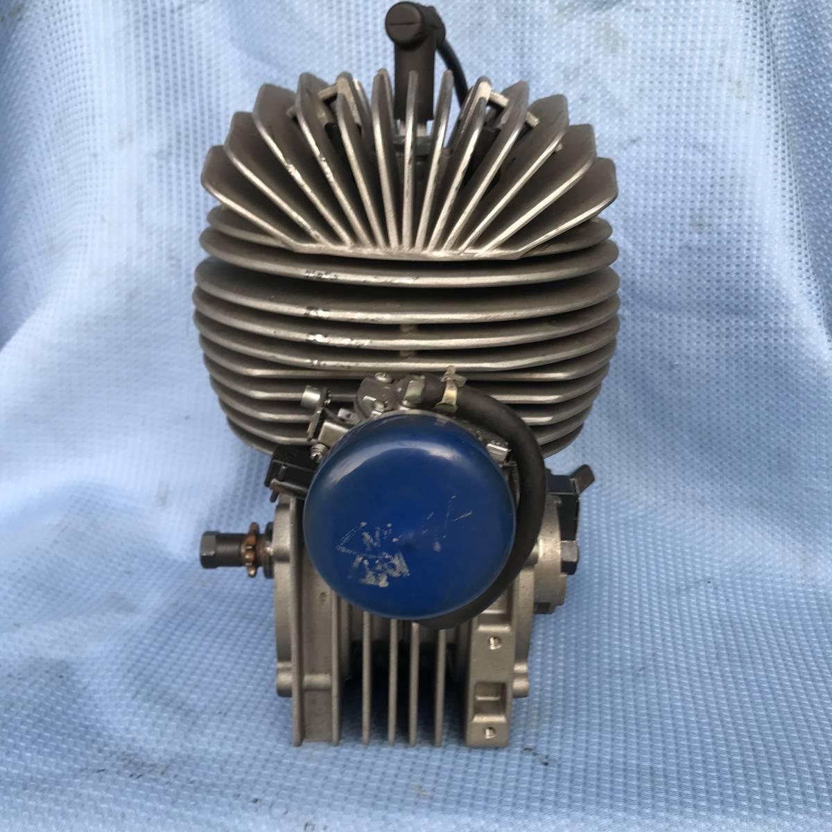 即決 PRD RK100 始動確認 エビデンスあり レーシングカート エンジン 周辺パーツもご用意できます_画像3