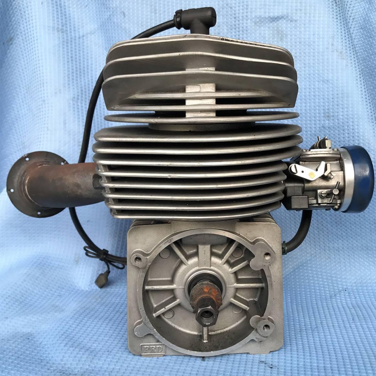 即決 PRD RK100 始動確認 エビデンスあり レーシングカート エンジン 周辺パーツもご用意できます_画像1