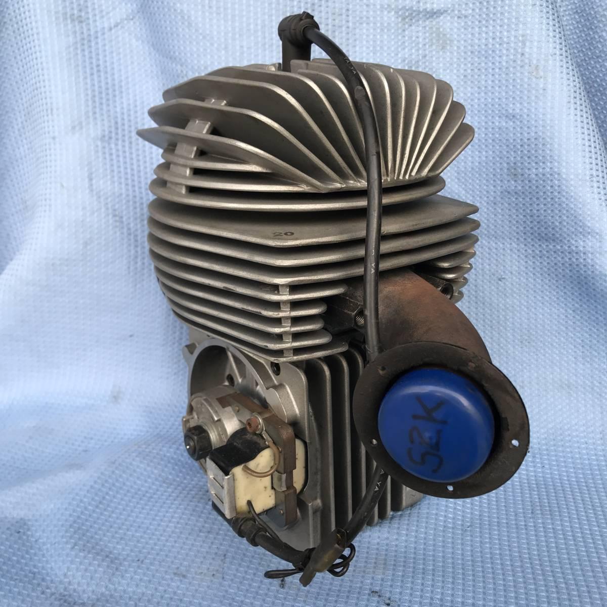 即決 PRD RK100 始動確認 エビデンスあり レーシングカート エンジン 周辺パーツもご用意できます_画像5