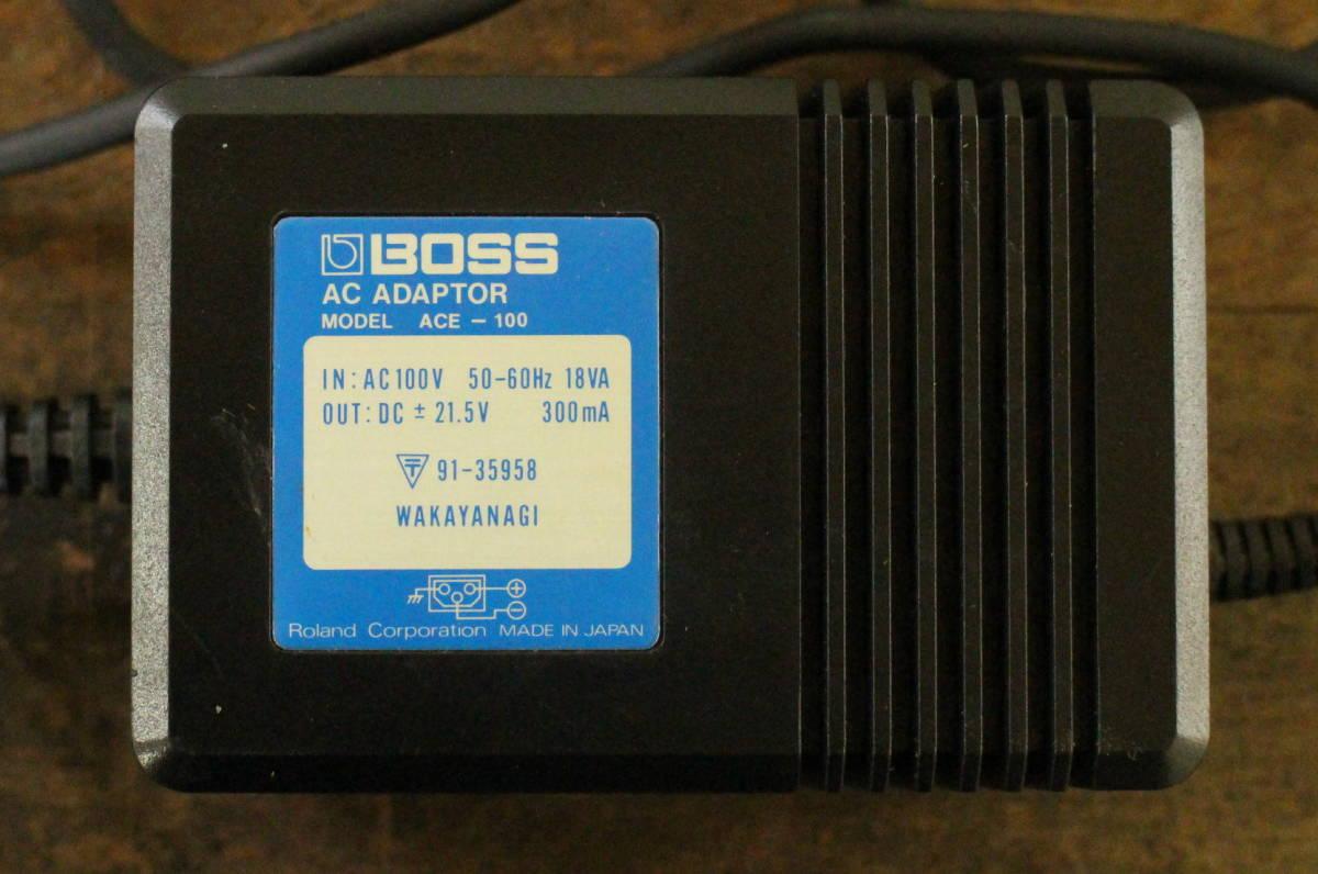 BOSS BX-16【16チャンネル ステレオミキサー】/公共施設払い下げ ACアダプター付き 楽器 音響 オーディオ DJ機材 ボス_画像9