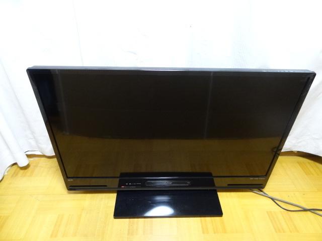三菱 REAL LCD-A40BHR10 [40インチ] 展示品1年保証 ブルーレイレコーダー内蔵 液晶テレビ_画像6