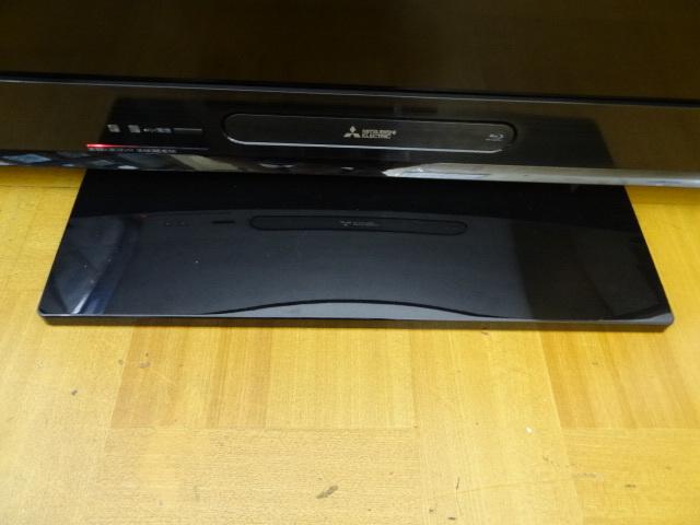 三菱 REAL LCD-A40BHR10 [40インチ] 展示品1年保証 ブルーレイレコーダー内蔵 液晶テレビ_画像7