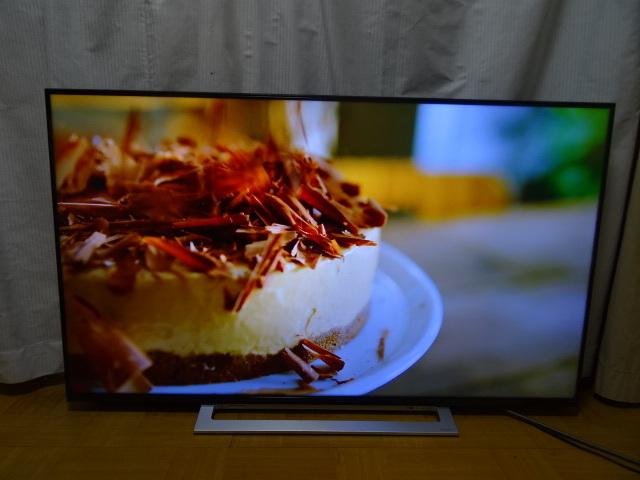 ★東芝 REGZA 50M520X [50インチ] 展示品1年保証 新BS/CS 4Kチューナー内蔵の4K液晶テレビ_画像3