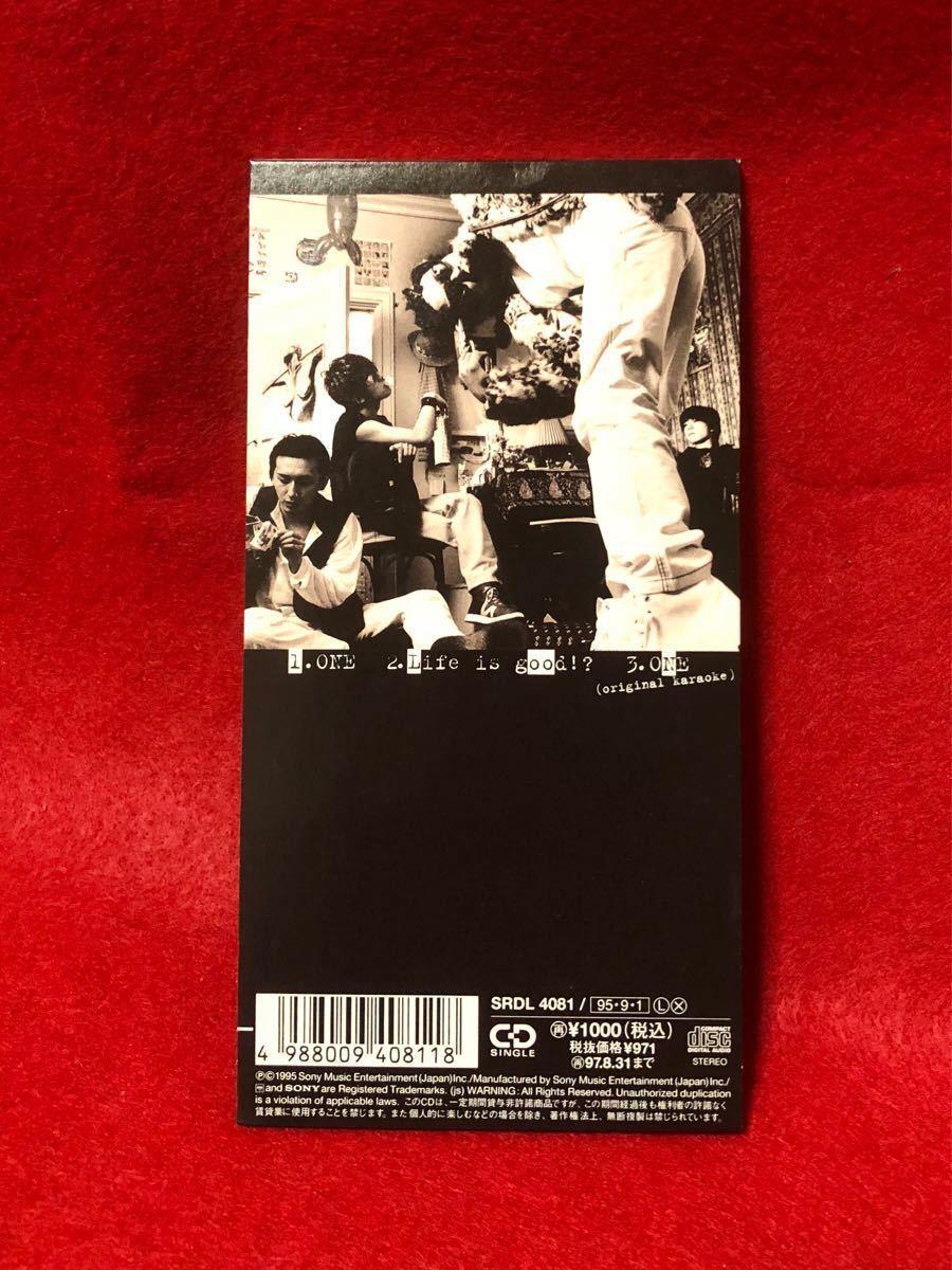 CD 蔵出し-883【邦楽】リディアン・モード/ワン 8cmシングル盤 cc105_画像2